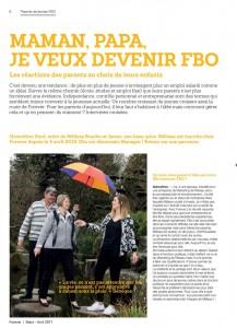 Reportage photosmagazine Forever