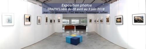 Exposition Photo Rive d'Arts 24 avril 2018.Les Ponts de Cé