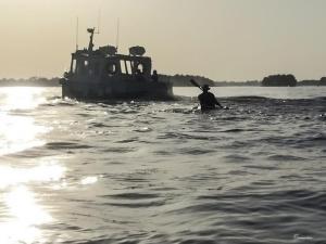 Rando Kayak dans le Golfe du Morbihan