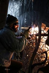 Artiste ferronnier d'Art