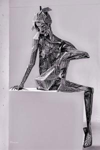 Artistes sculpteursMétal, Bronze, Céramique, Ciment.
