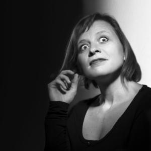 Comédienne Virginie Picard