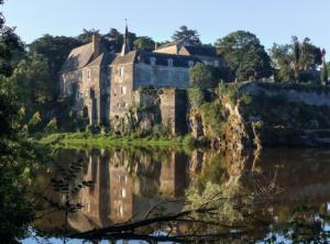 Les belles demeures de Sainte-Gemmes-sur-Loire