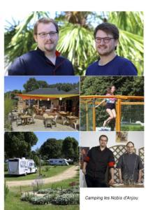 Camping les Nobis