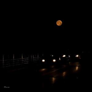 Rendez-vous avec la lune de sang